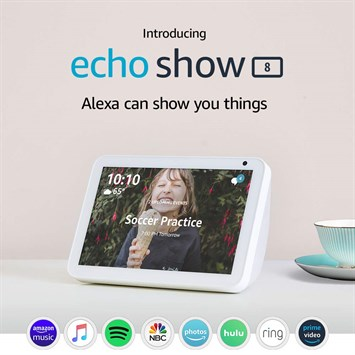 Amazon Echo Show HD 8 Akıllı Ekran