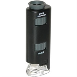 Carson 60X-100X MicroMax LED Lighted Pocket Microscope (MM-200)