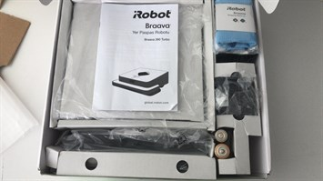 iRobot Braava 390 Turbo Paspas Outlet 2