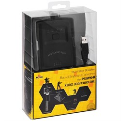 Mayflash Max Shooter One Mouse/Keyboard Çevirici PS3/PS4/X