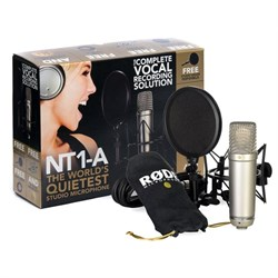 Rode NT1A Anniversary Vocal Condenser